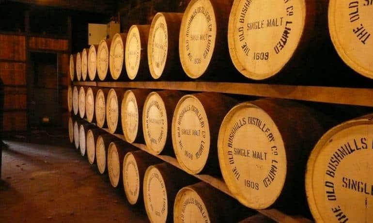 Whisky Irlandese