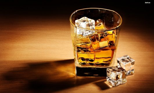 Whisky sulle rocce