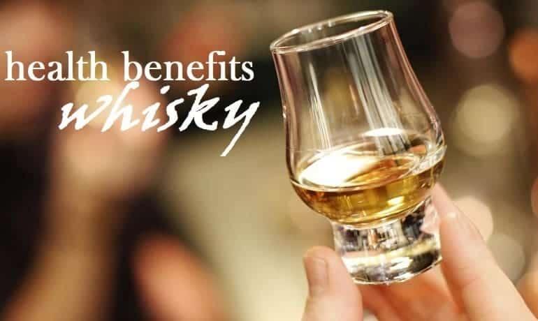 I benefici del Whisky sulla salute