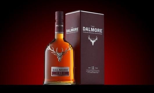 Bottiglia di Dalmore 12 years