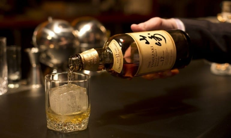 caratteristiche del whisky giapponese