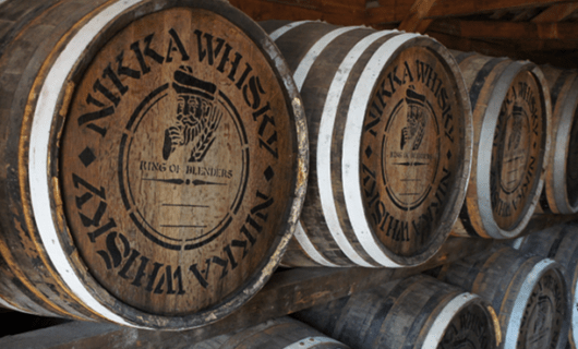 distillerie di whisky giapponese