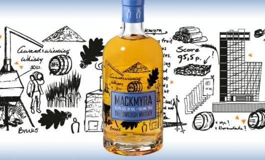 Mackmyra Brukswhisky – Whisky svedese