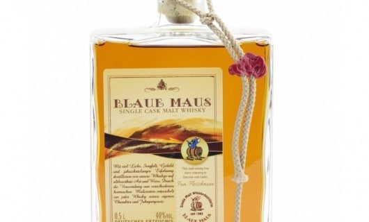 Blaue Maus Single Cask Malt - whisky tedesco