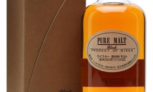 Nikka Pure Malt Black – whisky giapponese
