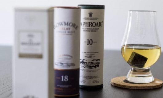Kit di degustazione whisky in abbonamento