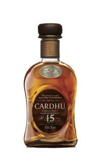 Bottle of Cardhu, 15 Year Old