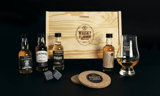 The Whisky Subscription Box from Whisky Flavour