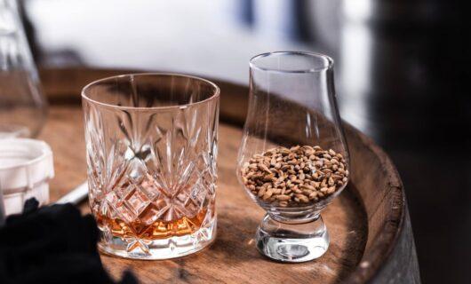 I tipi di scotch vanno dal blended malt al grano singolo